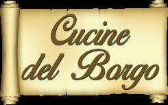 Logo Cucine del Borgo