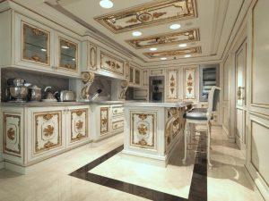 Cucina di lusso a Montecarlo