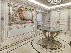 Atrio di lusso a Montecarlo