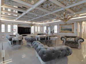 Salone di lusso a Montecarlo