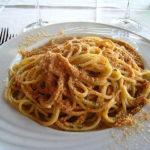 Spaghetti ai sardoni
